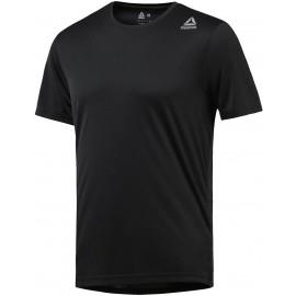 Reebok RUN SS TEE M - Men's sports T-shirt