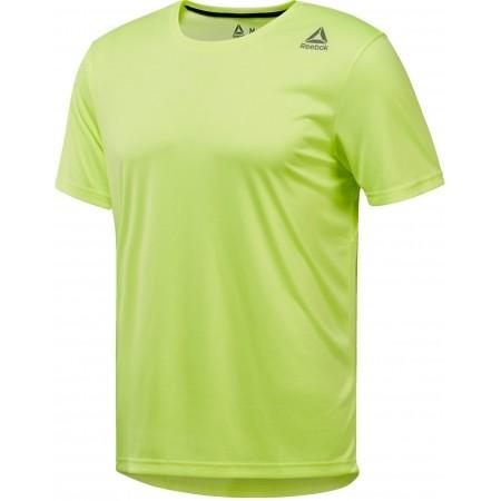 Men's sports T-shirt - Reebok RUN SS TEE M - 1