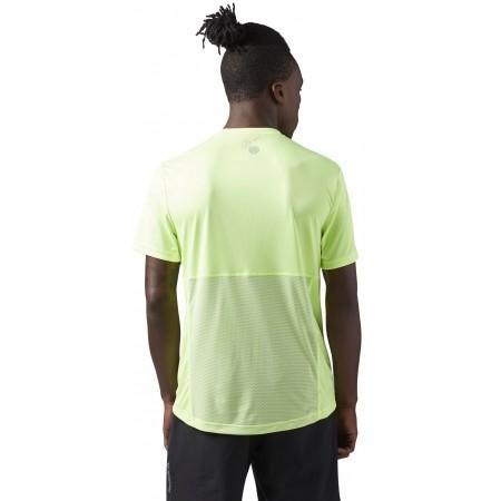 Men's sports T-shirt - Reebok RUN SS TEE M - 3