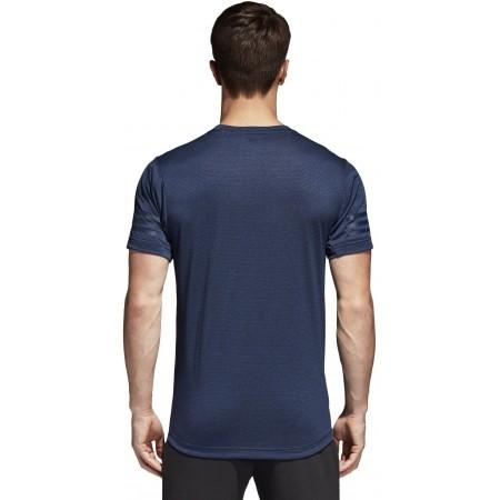 Koszulka sportowa męska - adidas FREELIFT CLIMACOOL TEE - 4