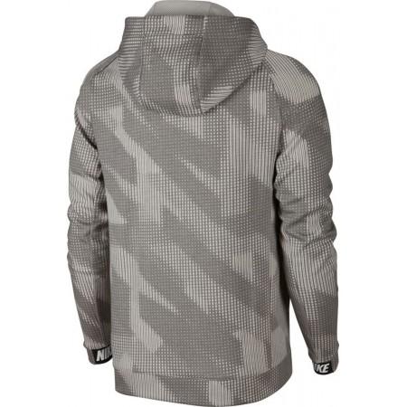 Herren Sweatshirt - Nike AV15 HOODIE FLC FZ AOP - 4
