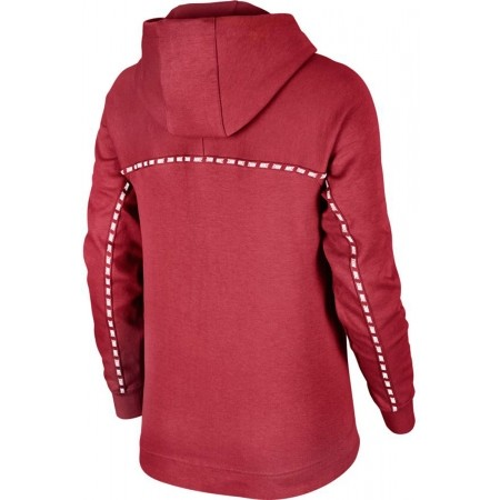 Damen Sweatshirt mit Kapuze - Nike AV15 HOODIE W - 2