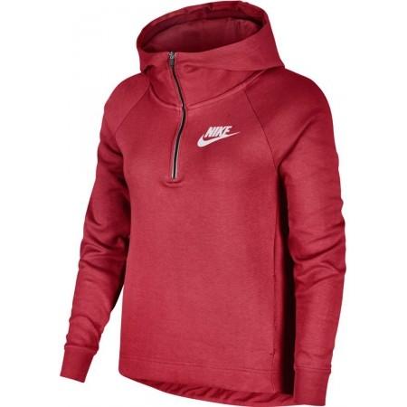 Damen Sweatshirt mit Kapuze - Nike AV15 HOODIE W - 1