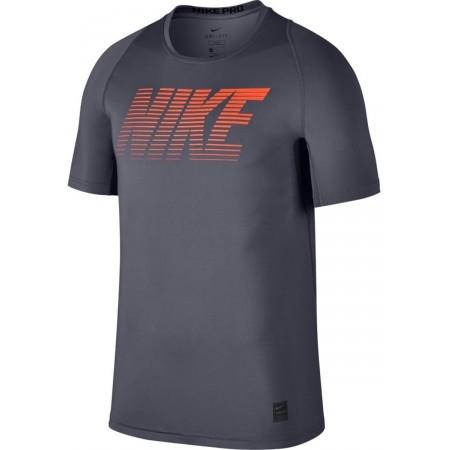 Herren T-Shirt - Nike TOP SS FTTD HBR - 1