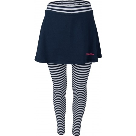 Dievčenské  legíny so sukňou - Lotto DASA - 2