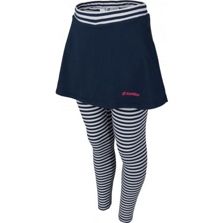 Dievčenské  legíny so sukňou - Lotto DASA - 1