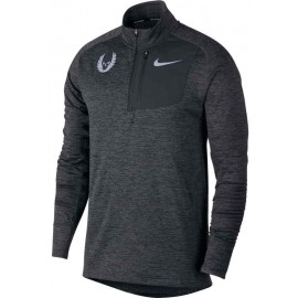 Nike THRMA SPHR ELMNT TOP HZ - Men's running top