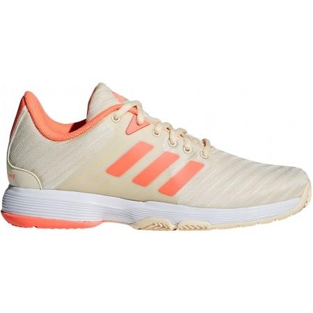 Дамски обувки за тенис - adidas BARRICADE COURT W - 1