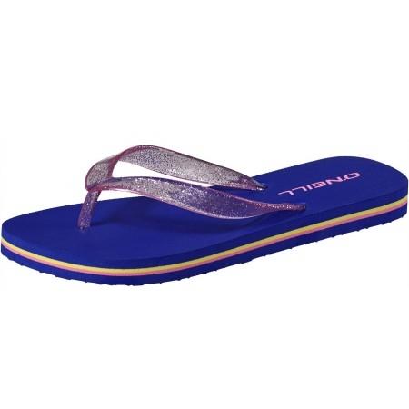 O'Neill FG GLITTER SOL FLIP FLOPS - Girls' flip-flops