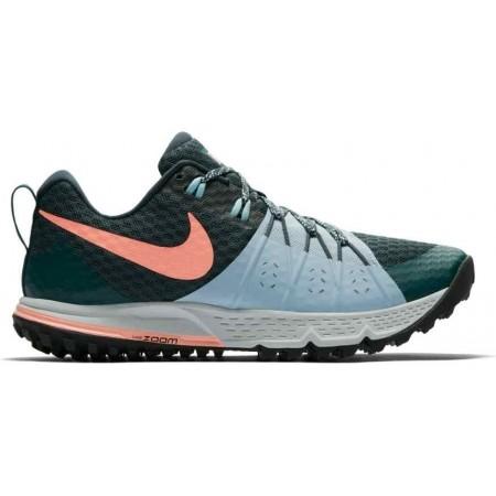 Nike rot Air Zoom Wildhorse 3 Trailrunningschuhe Damen