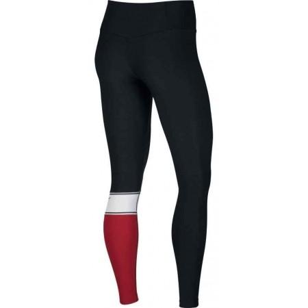 Damen Trainingsleggings - Nike TGHT PL CLRBLK SP18 W - 2
