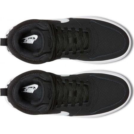 Dámská volnočasová obuv - Nike COURT BOROUGH MID - 3