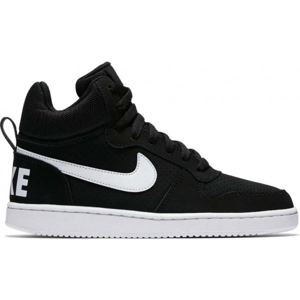 Nike RECREATION MID SHOE czarny 9 - Obuwie miejskie damskie