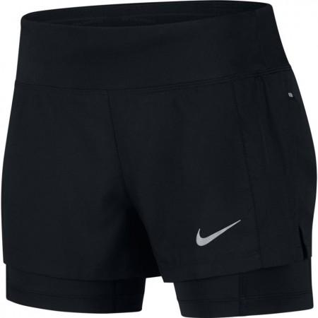 Nike ECLIPSE 2IN1 W - Dámské běžecké šortky