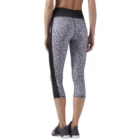 Дамски капри панталони - Reebok RE CAPRI W - 2