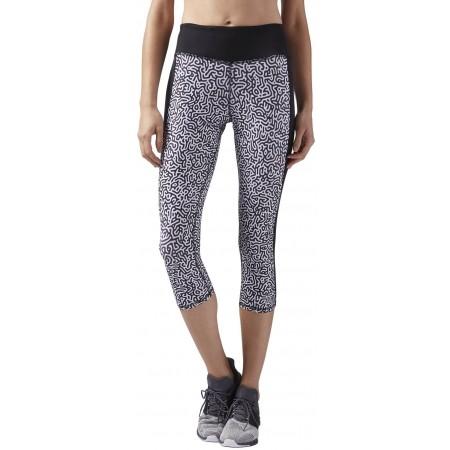 Women's capri pants - Reebok RE CAPRI W - 1