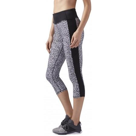 Women's capri pants - Reebok RE CAPRI W - 3
