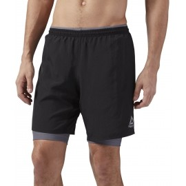 Reebok RE 2-1 SHORT - Men's shorts
