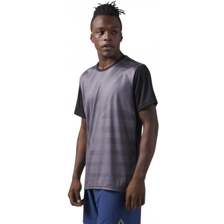 Pánské sportovní tričko - Reebok SS TEE FLASH M - 3