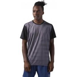 Reebok SS TEE FLASH M - Men's sports T-shirt