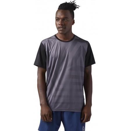 Pánské sportovní tričko - Reebok SS TEE FLASH M - 1