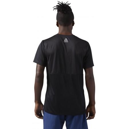 Pánské sportovní tričko - Reebok SS TEE FLASH M - 2