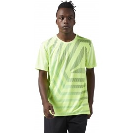 Reebok SS TEE FLASH M - Men's sports T-shirt