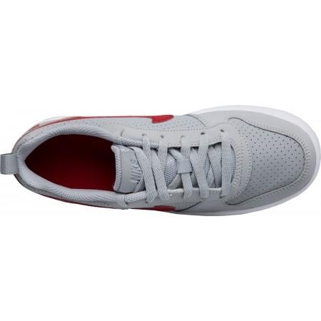 Obuwie miejskie dziecięce - Nike COURT BOROUGH GS - 5