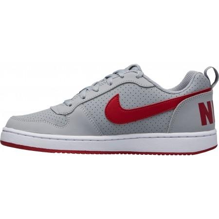 Obuwie miejskie dziecięce - Nike COURT BOROUGH GS - 4