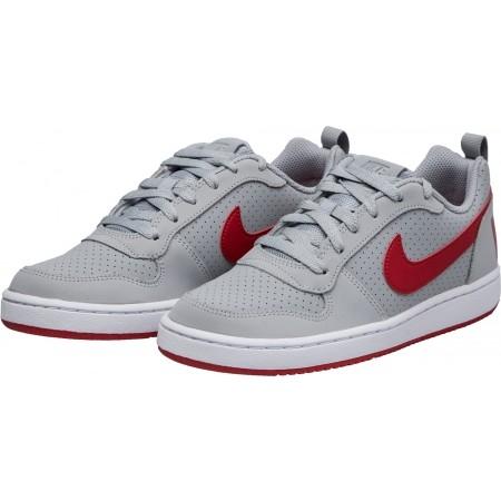 Obuwie miejskie dziecięce - Nike COURT BOROUGH GS - 2