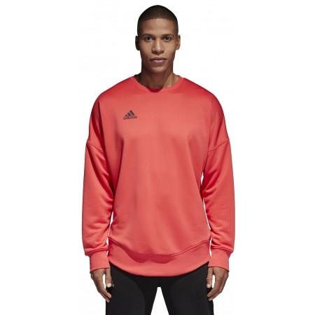 Bluza piłkarska męska - adidas TAN TERRY JSY L - 2