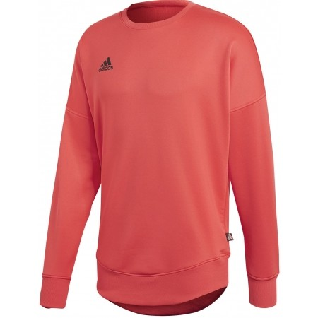 Bluza piłkarska męska - adidas TAN TERRY JSY L - 1