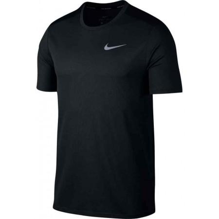Pánský běžecký top - Nike BRTHE RUN TOP SS - 1