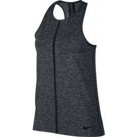 Nike PRO HYPERCOOL TANK SHINE - Maiou antrenament damă