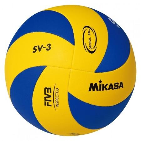 Juniorský volejbalový míč - Mikasa SV-3 - 1