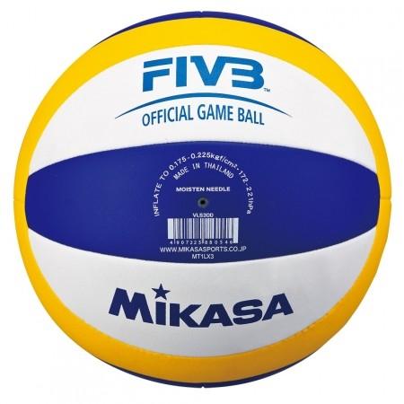 Plážová volejbalová lopta - Mikasa VLS 300 - 3