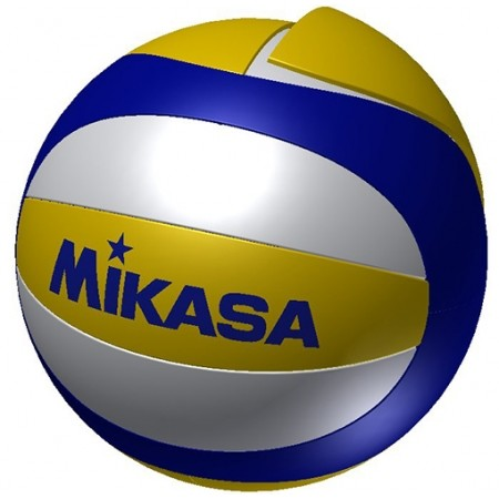 Beachvolejbalový míč - Mikasa VXT30 - 3