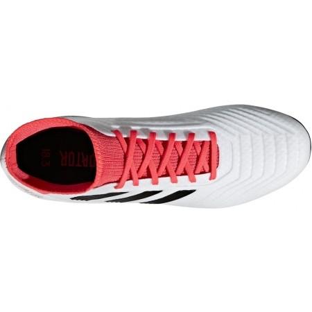 Obuwie piłkarskie męskie - adidas PREDATOR 18.3 AG - 2
