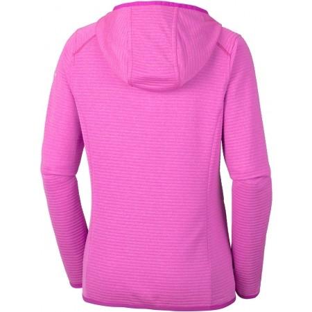 Bluza z kapturem damska - Columbia CABANON CREEK FULL ZIP HOODIE - 2