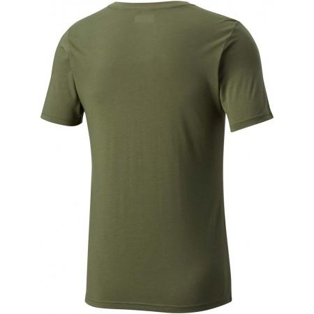 Koszulka męska - Columbia MILLER VALLEY SHORT SLEEVE TEE - 2