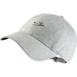Nike METAL SWOOSH HERITAGE 86 CAP - Czapka z daszkiem
