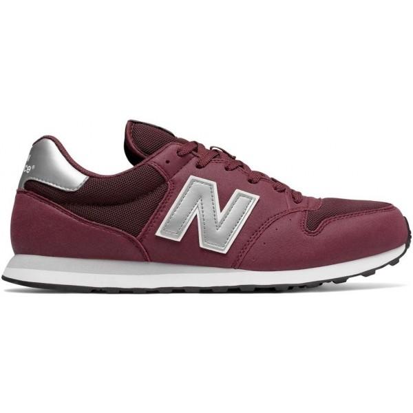 New Balance GM500BUS červená 7 - Pánska voľnočasová obuv