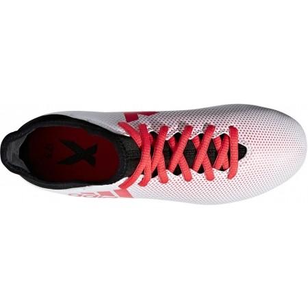 Obuwie piłkarskie dziecięce - adidas X 17.3 FG J - 2