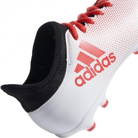 Obuwie piłkarskie dziecięce - adidas X 17.3 FG J - 4