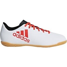 adidas X TANGO 17.4 IN J - Детски обувки за футзал