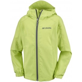 Columbia SPLASHFLASH II HOODED SOFTSHELL JACKET - Chlapecká bunda