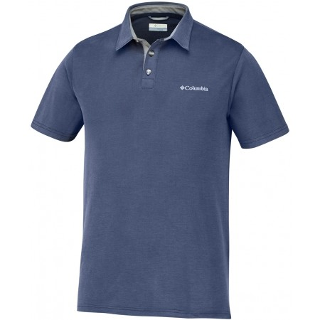 Men's polo shirt - Columbia NELSON POINT POLO - 1