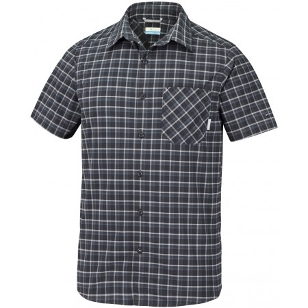 Koszula męska - Columbia TRIPLE CANYON SHORT SLEEVE SHIRT - 1