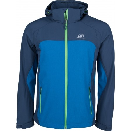 Men's softshell jacket - Hannah THIERRY - 1