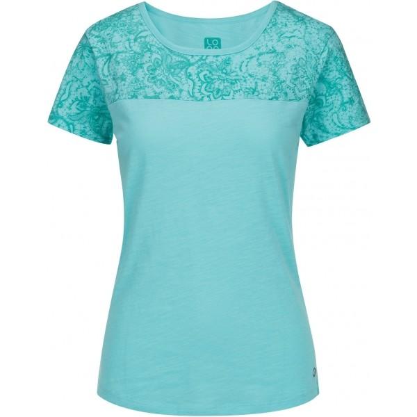 Loap BALISE modrá S - Dámské tričko